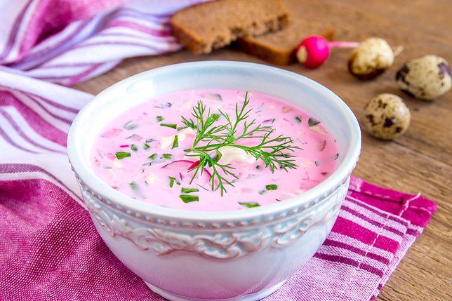 Chłodniki to najlepsze zupy na ciepłe dni