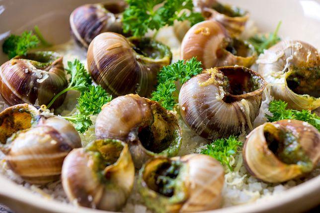 Mięso ze ślimaka charakteryzuje się miękkością i delikatnością