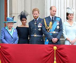 Czy królowa dokona niemożliwego? Chce pogodzić zwaśnionych wnuków