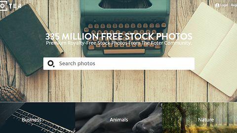 Nie działają zasoby zdjęciowe na Foter. Czy to koniec słynnego banku z darmowymi zdjęciami?