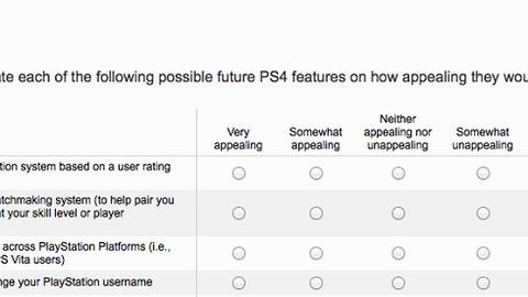Międzyplatformowe rozmowy, system reputacji, nowe powiadomienia - chyba szykują się zmiany na PS4