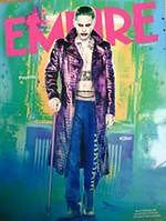 Jared Leto w hołdzie poprzednim Jokerom