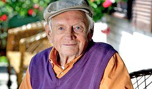 Pierwsza rocznica śmierci Witolda Pyrkosza. Fani wciąż pamiętają jego konflikt z koleżanką z planu