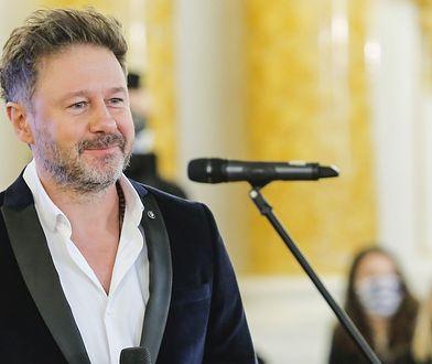 Andrzej Piaseczny wygrał z COVID-19 i wrócił do pracy. Jak mu poszło?