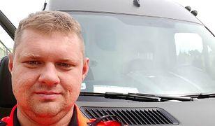 Sebastian Jankiewicz, nowy dyrektor szpitala powiatowego w Radziejowie