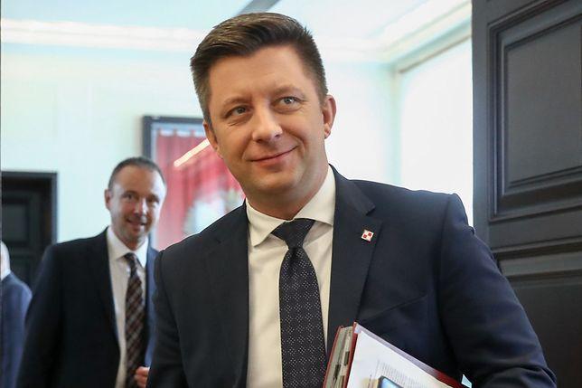 Michał Dworczyk potwierdza: PiS dalej walczy o większość w Senacie