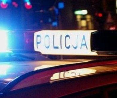 Nocny wypadek w Iłży. Samochód wjechał w grupę barabaniarzy