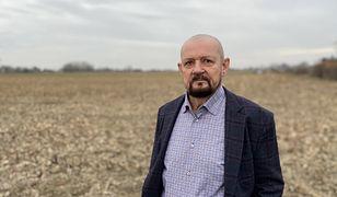 Pierwszy rolnik wycenił pole pod CPK. Wiceminister Marcin Horała raczej tyle nie zapłaci