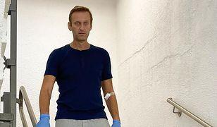 Aleksiej Nawalny pokazuje postępy. Opozycjonista wraca do zdrowia