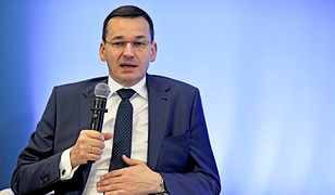 Morawiecki wydał rozporządzenie ws. poszkodowanych w nawałnicach