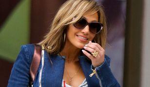 Jennifer Lopez nie może narzekać na swojego narzeczonego.