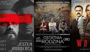 Użytkownicy Wirtualnej Polski głosują na Nagrodę Publiczności Orły 2017