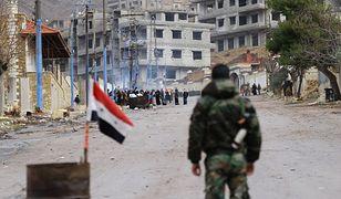 10-letnia Syryjka postrzelona przez snajpera. Amnesty International apeluje o jej ewakuację