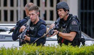 Anonimowe pogróżki pod adresem policji w Dallas