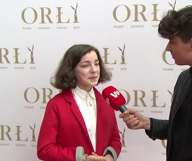 """Córka Zbigniewa Zamachowskiego walczy o polskie Oscary. """"Tata jest dumny, chce żebym wygrała"""""""