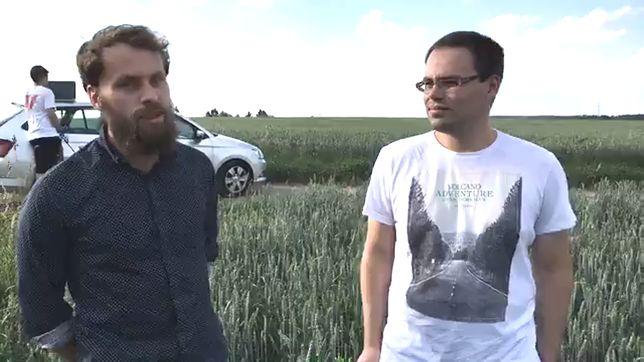 Burze nad Polską. Nasz reporter rozmawia z Polskimi Łowcami Burz