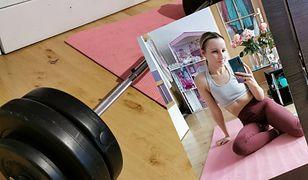 Kasia straciła przyjaciół, kiedy zaczęła regularnie ćwiczyć i dbać o swoją dietę