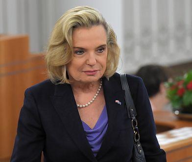Anna Maria Anders (PiS) ma zostać nowym ambasadorem w Rzymie