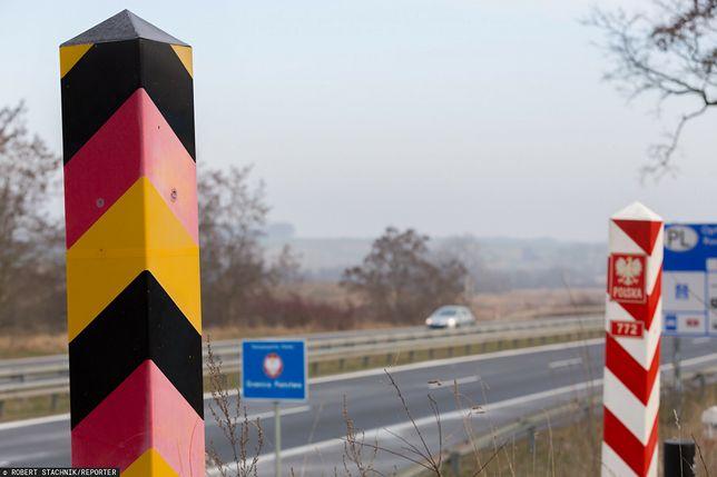 Koronawirus. Przesunięte otwarcie punktów testowych na granicy Polski i Niemiec
