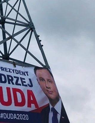 Andrzej Duda na Giewoncie. Sprawą zajmie zajmie się prokuratura
