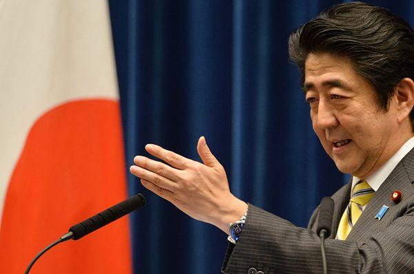 Premier Japonii apeluje do prezydent Rosji: Władimir, zacznijmy budować nową epokę