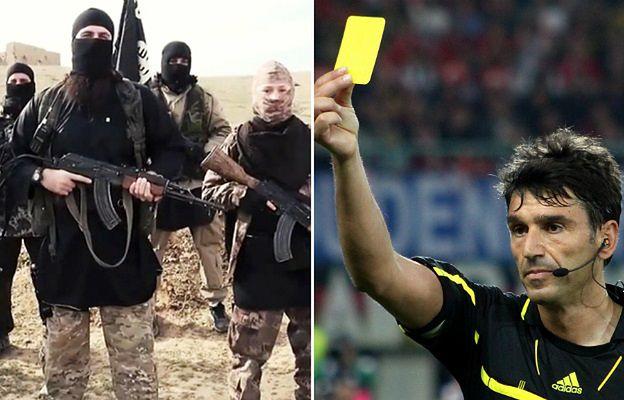 ISIS wyrzuca sędziów piłkarskich. Powód? Nie stosują się do szariatu