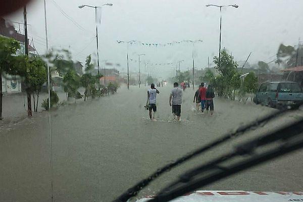 Powodzie na południu Meksyku. Sześć ofiar śmiertelnych