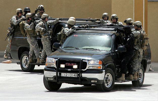 Jordańczyk zastrzelił sześć osób i popełnił samobójstwo