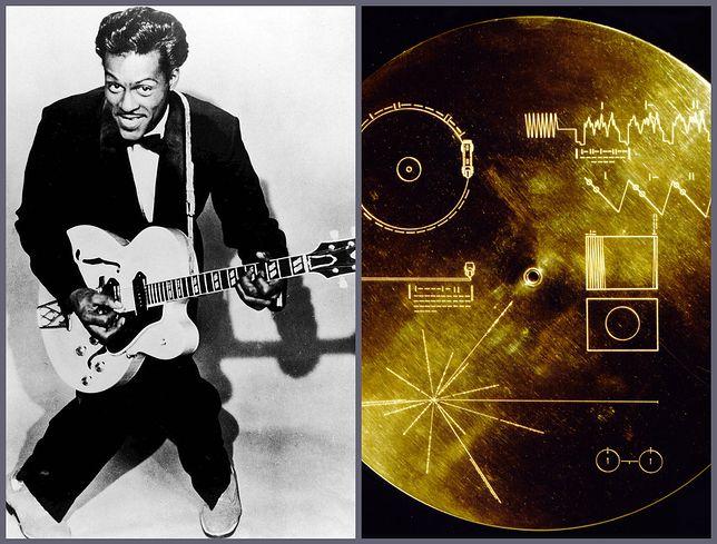 "Chuck Berry ""Chuck"" fot. Dualtone Chuck Berry ""Chuck"" fot. Dualtone"