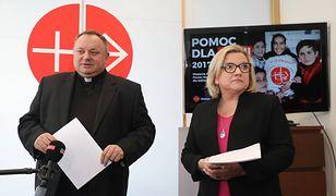 Uczestnikami konferencji w Oleśnicy byli m.in. ks. Waldemar Cisło i minister Beata Kempa