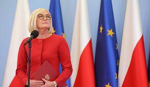 Rzecznik rządu Joanna Kopcińska odpowiedziała na list sędziego Wojciecha Łączewskiego