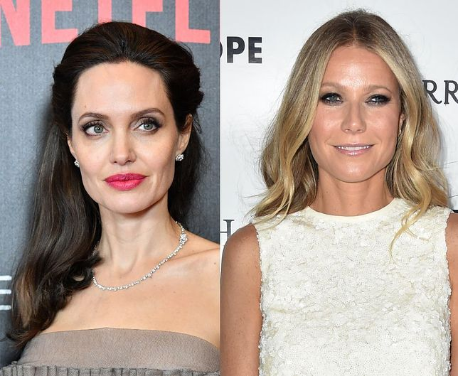 Angelina Jolie i Gwyneth Paltrow