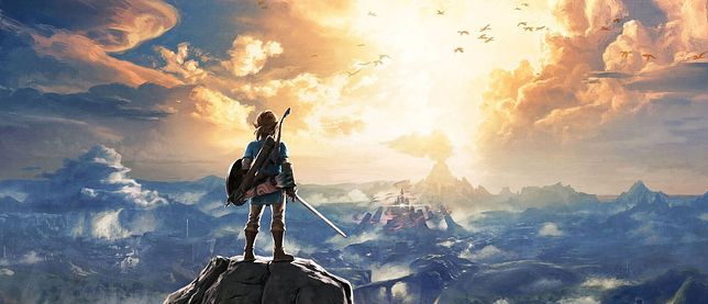 Legend of Zelda: Breath of The Wild.