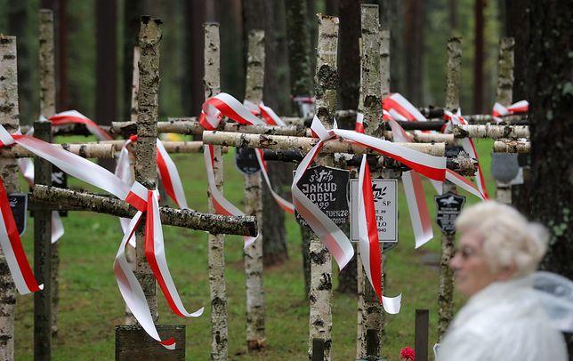 Polski Cmentarz Wojenny w Miednoje w Rosji