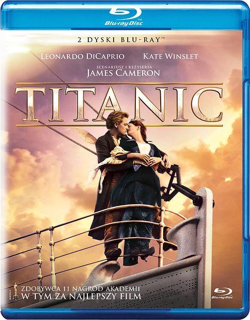 """,,Titanic"""" dostępny jest na Blu-ray i DVD!"""