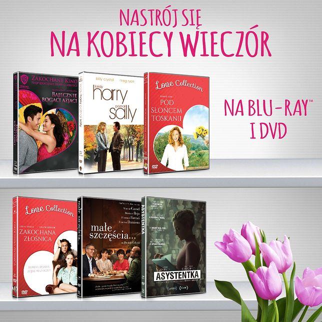 NAJPIĘKNIEJSZE FILMY O MIŁOŚCI (I NIE TYLKO) NA BLU-RAY I DVD!