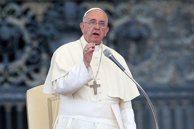 Papież Franciszek zaprezentował podsumowanie synodu biskupów.