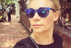 Sonia Bohosiewicz w samotnej podróży po Azji
