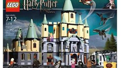 Trailer: Lego Harry Potter: Years 1-4