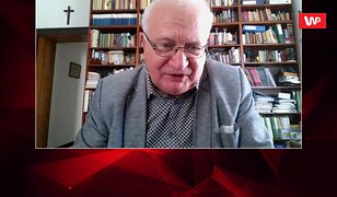 """Prof. Krzysztof Simon o tym, gdzie się zarażamy koronawirusem. """"Na wesele bym nie poszedł"""""""