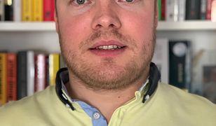 Bartosz Fiałek apeluje o noszenie maseczek i zakrywanie twarzy