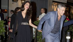 LOOK OF THE DAY: Amal Clooney w sukience Giambattista Valli