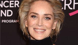 Sharon Stone wzięła udział w odważnej sesji