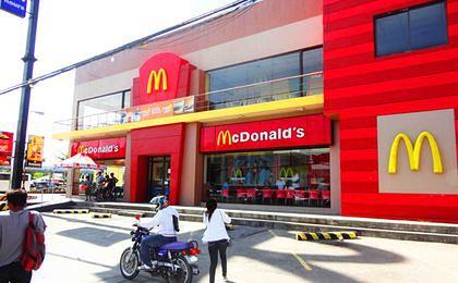 Niewidomy klient pozywa McDonald's