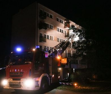 Śmiertelny wybuch na Targówku. Policja zatrzymała podejrzanego