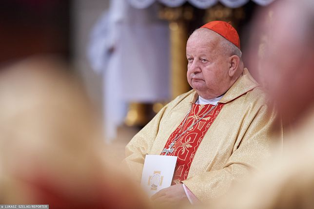 Kardynał Dziwisz unika pytań o swoje związki z Legionami Chrystusa