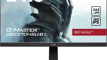 Iiyama przedstawia G-Master G2770QSU i GB2570HSU z klanu Red Eagle - superszybkie monitory dla wymagających graczy - iiyama G-Master GB2570HSU
