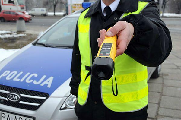 Będą surowsze kary dla pijanych kierowców. Prezydent podpisał zmiany w prawie