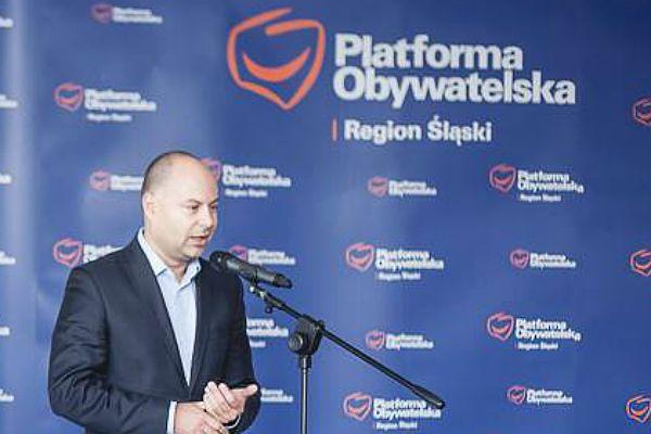 Godlewski przedstawia swój program: chcę, aby ludzie chcieli żyć w Katowicach