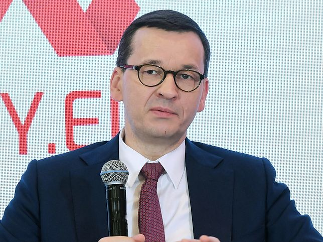 Mateusz Morawiecki: Nie możemy sobie dawać pluć w twarz